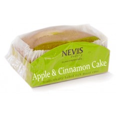 Hampers and Gifts to the UK - Send the Nevis Apple Cake - 300g