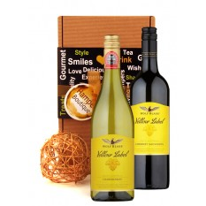 Hampers and Gifts to the UK - Send the Australian Wine Duo Presentation Box