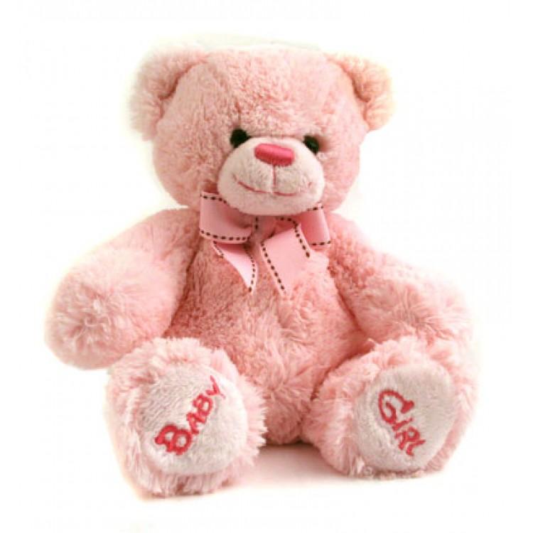Home   187  Baby Girl Teddy Bear - 17cmBaby Girl Teddy Bear