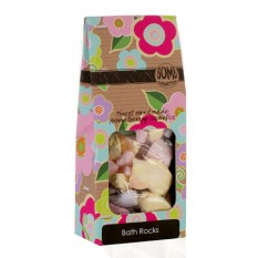Hampers and Gifts to the UK - Send the Bomb Cosmetics Bath Rocks