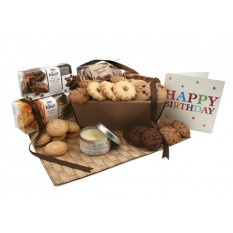 Biscuit Favourites Hamper - HAPPY BIRTHDAY