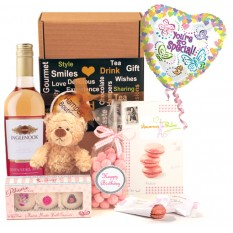 Hampers and Gifts to the UK - Send the Birthday Treats for A Special Lady