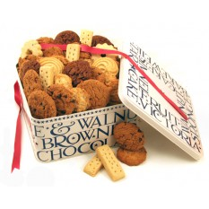 Hampers and Gifts to the UK - Send the Emma Bridgewater Tin Biscuits - Large