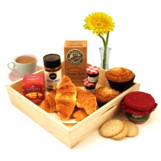 Hampers and Gifts to the UK - Send the Breakfast Treat For Two