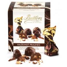 Butlers Chocolate Hazlenut Pralines Cube