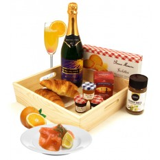 Hampers and Gifts to the UK - Send the Celebration Breakfast Gift Hamper