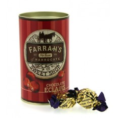 Hampers and Gifts to the UK - Send the Farrahs of Harrogate Mint Chocolate Eclairs