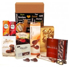 Hampers and Gifts to the UK - Send the Chocolate Gifts - Chocolate Sensations