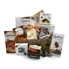 Hampers and Gifts to the UK - Send the Chocolate Hamper - Guylian Chocolate Sensation