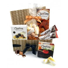 Hampers and Gifts to the UK - Send the Chocolate Hamper - Chocolate Lover
