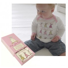 Hampers and Gifts to the UK - Send the Little Rufus Rabbit T-Shirt - Girl
