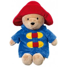 Hampers and Gifts to the UK - Send the Soft Toy Paddington Bear