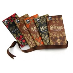 Hampers and Gifts to the UK - Send the Divine Chocolate Collection