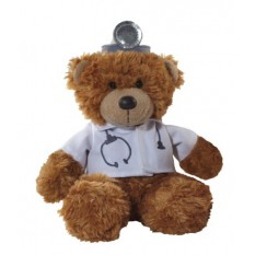 Hampers and Gifts to the UK - Send the Bonnie Doctor Bear by Aurora