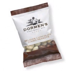 Hampers and Gifts to the UK - Send the Dormens Belgian Chocolates Nuts - 100g
