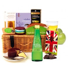 Hampers and Gifts to the UK - Send the Essentially English Hamper