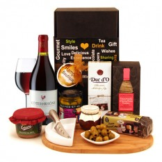 Hampers and Gifts to the UK - Send the Everything But the Cheese