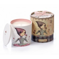 Hampers and Gifts to the UK - Send the Santoro If Only Porcelain Candle
