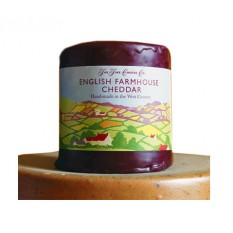 Hampers and Gifts to the UK - Send the Fine Cheese Co English Cheddar - 200g