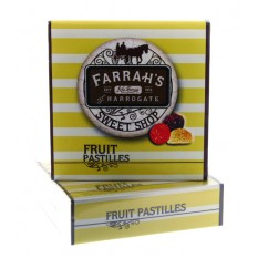 Hampers and Gifts to the UK - Send the Farrahs of Harrogate Fruit Pastilles