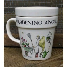 Antibug Mug - Gardening Angel