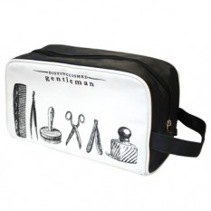 Distiguished Gentleman Wash Bag