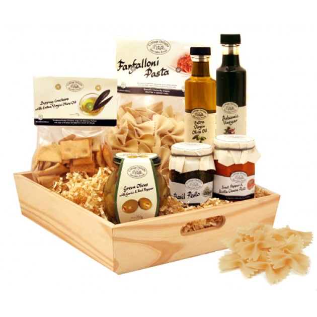 Hampers and Gifts to the UK - Send the Flavour of Italy Food Hamper