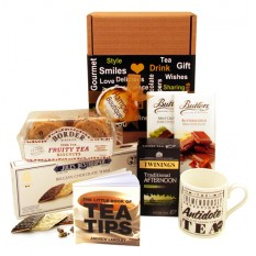 Hampers and Gifts to the UK - Send the Just My Cup of Tea Hamper