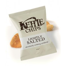 Hampers and Gifts to the UK - Send the Kettle Chips - Lightly Salted