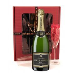 Flutes & Champagne - Paul Langier