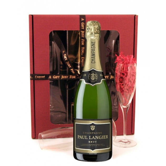 Hampers and Gifts to the UK - Send the Flutes & Champagne - Paul Langier