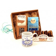 Hampers and Gifts to the UK - Send the Melt Away Chocolate Sensation Tea Break