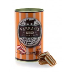 Hampers and Gifts to the UK - Send the Farrahs of Harrogate Mint Humbugs Drum