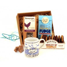 Hampers and Gifts to the UK - Send the Morning Glory Cookies and Tea