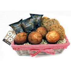 Hampers and Gifts to the UK - Send the Muffins and Cookies Gift Basket
