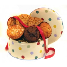Hampers and Gifts to the UK - Send the Emma Bridgewater Cookies and Muffins - Small
