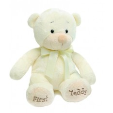 Hampers and Gifts to the UK - Send the My First Teddy by Aurora