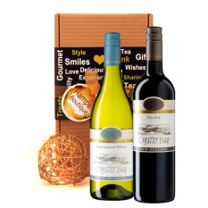 Hampers and Gifts to the UK - Send the New Zealand Duo Presentation Gift Box