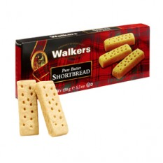 Hampers and Gifts to the UK - Send the Walkers Shortbread Fingers