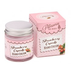 Hampers and Gifts to the UK - Send the Patisserie De Bain Strawberry Hand Cream