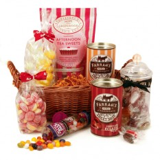 Basket of Sweet Sensations