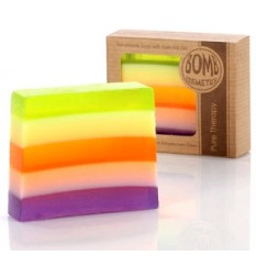 Hampers and Gifts to the UK - Send the Handmade Soap - Pure Therapy