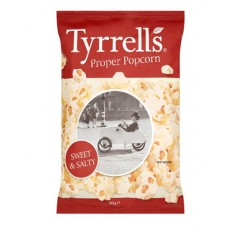 Hampers and Gifts to the UK - Send the Tyrrells Proper Popcorn