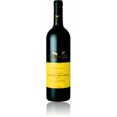 Hampers and Gifts to the UK - Send the Wolf Blass Yellow Label Cabernet Sauvignon - 75cl