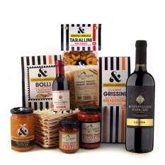 Hampers and Gifts to the UK - Send the A Taste of Italy Food Hamper