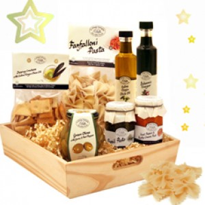 Hampers and Gifts to the UK - Send the Italian Hampers