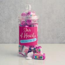 Jar of Hearts Sweet Gift