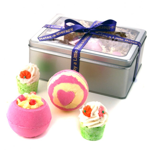 Hampers and Gifts to the UK - Send the Relax-a-therapy Jelly and Custard
