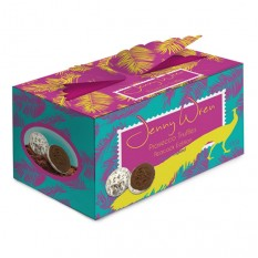 Hampers and Gifts to the UK - Send the Jenny Wren Prosecco Truffles