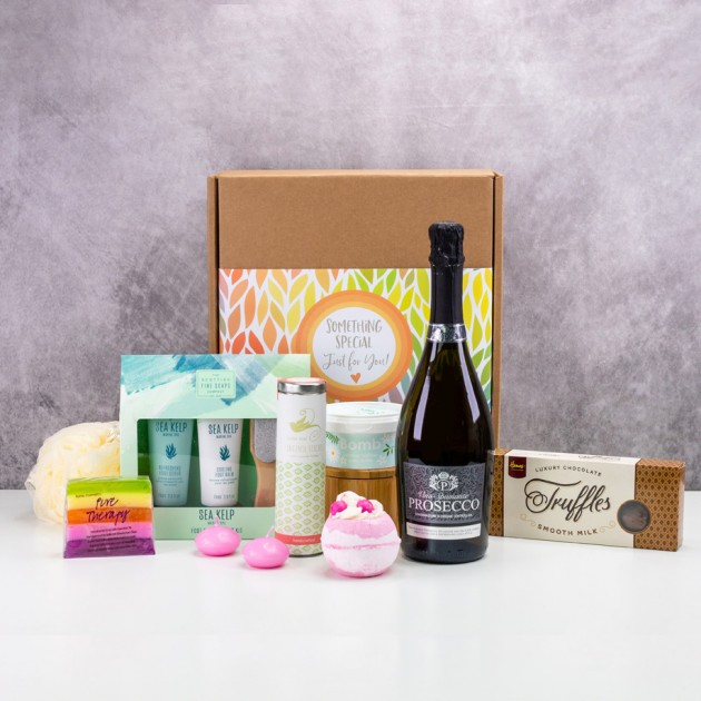 Hampers and Gifts to the UK - Send the A Joyful Life Pamper Hamper